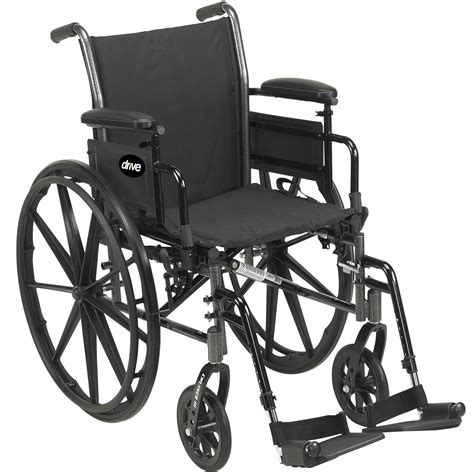 wheel chair cruiser iii light weight wheelchair with flip back removable arms standard