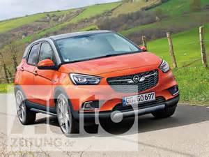 Opel Zafira X 2018 Erste Informationen Bild 5 Autozeitung De | opel zafira x 2018 erste informationen bild 5