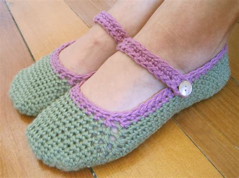 crochet house shoes pretty and warm slippers to crochet for women 18 free patterns grandmother