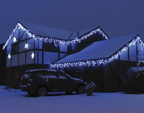 icicle outdoor lights blue icicle lights outdoor 15 ways to deliver a