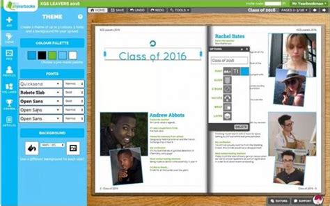 design yearbook online free 5 apps to create yearbook online on small budget