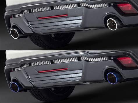 Muffler Cuter Mazda Cx 5 admiration exective muffler cutter