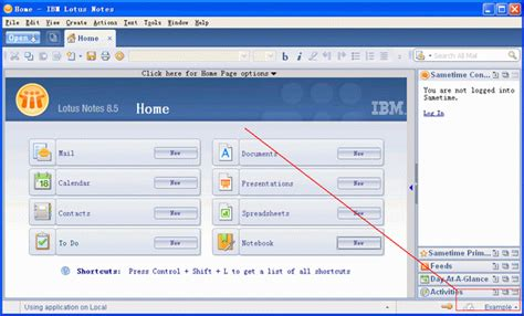 lotus notes database how to find the path of lotus notes mail database