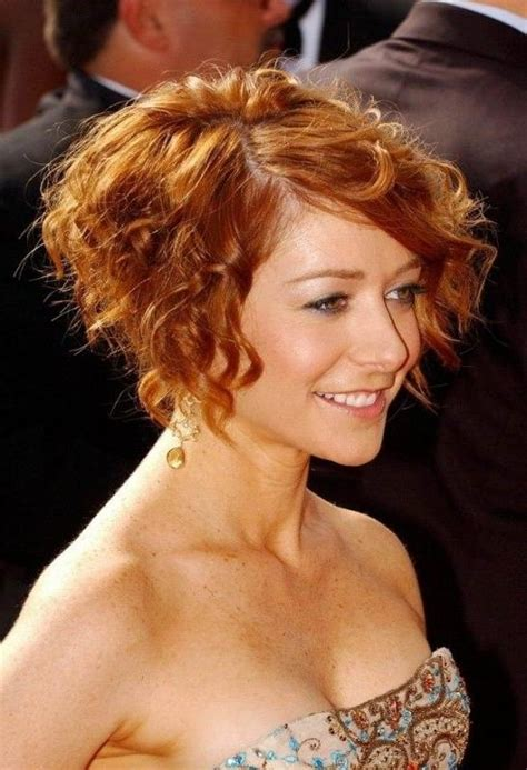 Best Hairstyles For Curly Hair 40 by 15 Best Ideas Of Haircuts For 40 With
