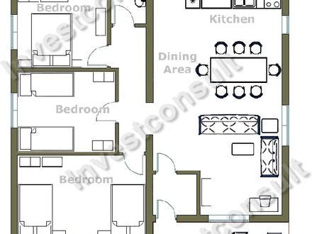 section 8 3 bedroom simple low cost house plans low cost house usa plans for