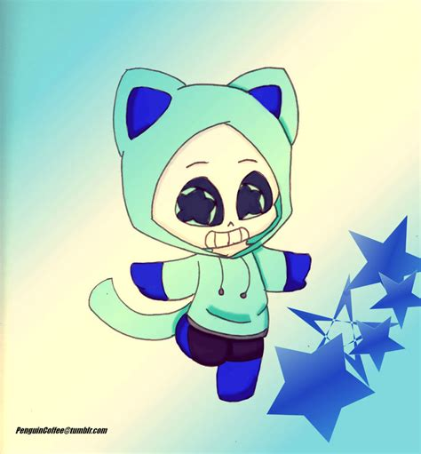 underswap blueberry cat by chatoeto on deviantart