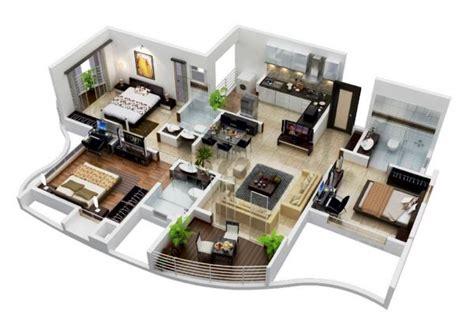 gambar desain  denah rumah minimalis  lantai kamar  luas  taman  apik