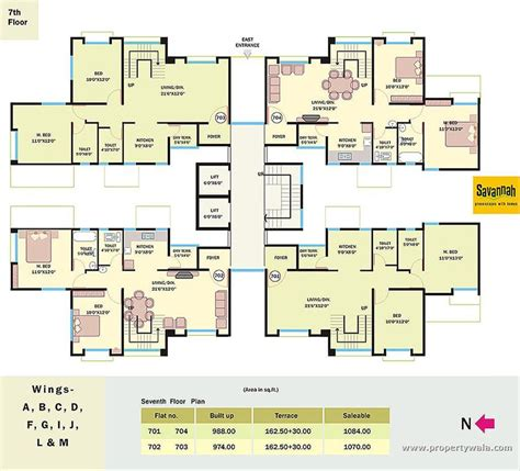 floor plan mapper savannah delight wagholi pune apartment flat