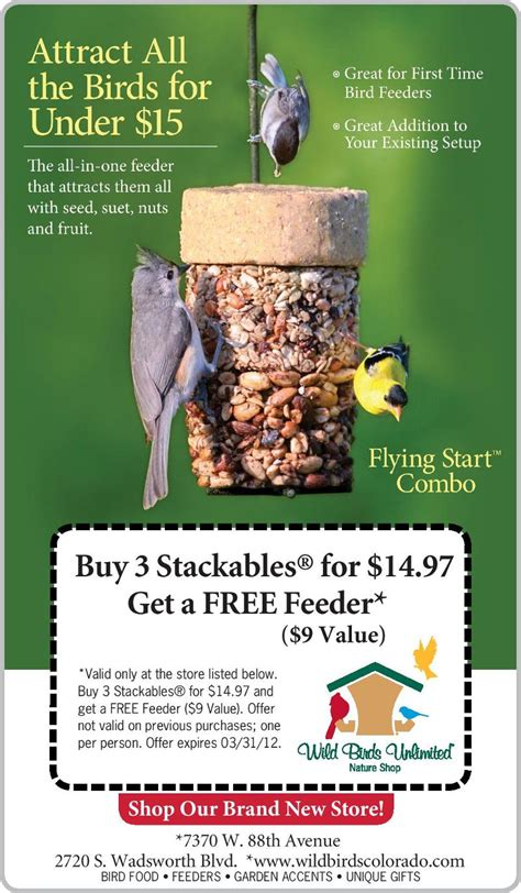 best 28 birds unlimited coupons wild birds unlimited