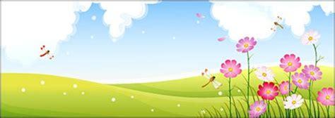 dragonfly  taman bunga vektor lanskap vektor gratis
