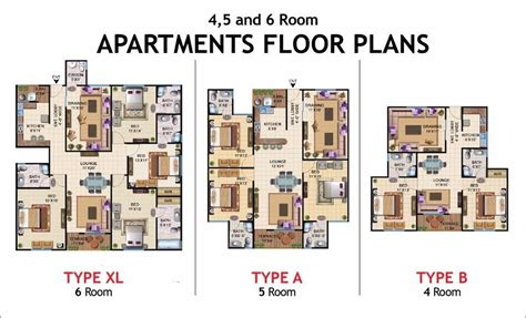 4 Bedroom Floor Plans With Basement by Asf Arabian Vista Karachi Property Amp Real Estate Pakistan