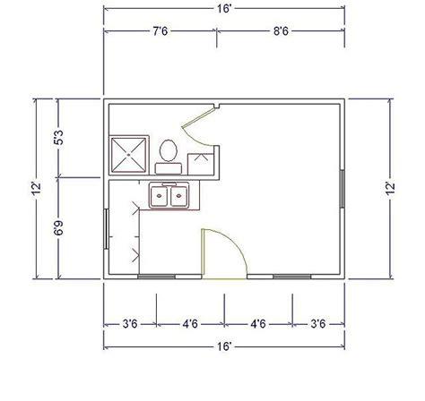 pool house floor plans 16 12 x 16 cabin 12x16 cabin floor plans the cabin cabin floor plans