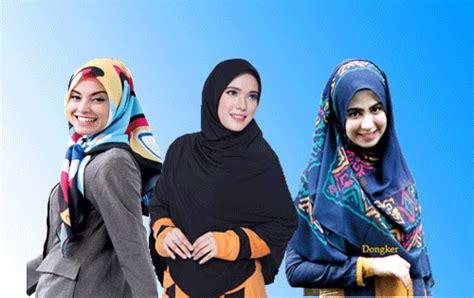 Ciput Saudi Gradasi Warna warna warna yang harus di miliki oleh hijaber