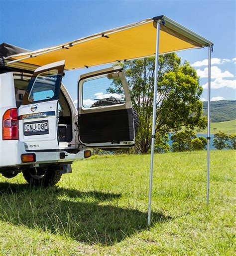rear awning adventure kings rear awning 1 4 x 2m 4wd outdoor