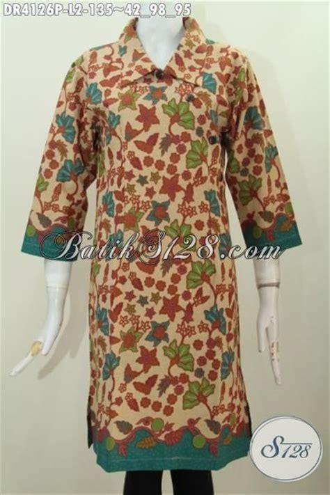 desain baju batik dewasa pakaian batik trendy wanita muda dan dewasa desain dress