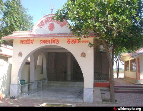 buro raj mandir ma mangalchandi temple kogram