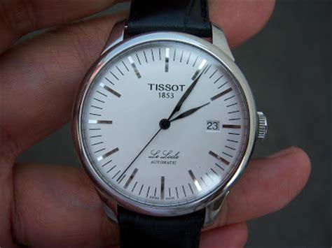 Jam Tissot Seri 7431 jam tangan for sale tissot le locle automatic sold