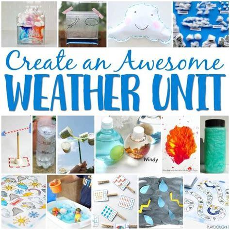 kindergarten themes weather best 232 weather activities for kids images on pinterest