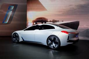 Electric Cars By Bmw See Bmw S Gorgeous Vision For The Future Of All Electric