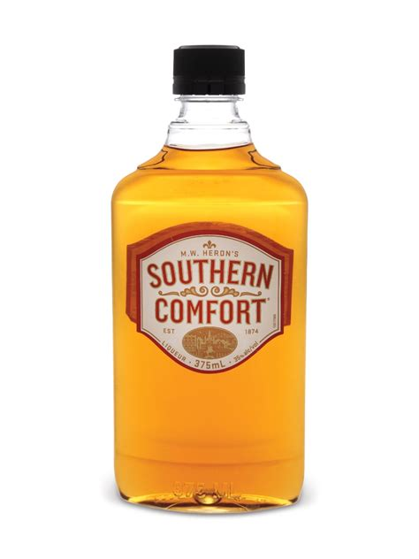 what kind of alcohol is southern comfort southern comfort 375 ml bottle sazarac company inc