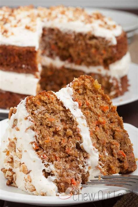 Carrot Cake Cheese The Best Carrot Cake Recipe It S Moist Perfectly Spiced
