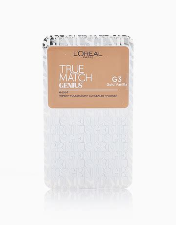 New Arrival Meyline 60101 1 4in1 true match genius 4 in 1 compact by l oreal beautymnl