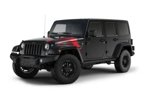 the new 2017 jeep® wrangler winter edition lights the new