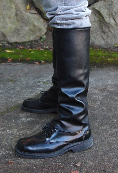 boat jack cover awesome method for making costume boot covers i never