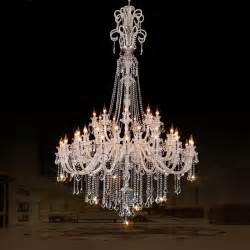 Modern Large Chandelier Aliexpress Buy Large Chandeliers For Hotels