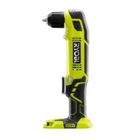 ryobi 18 volt one 3 8 in right angle drill tool only
