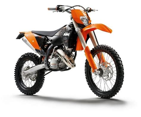 2012 KTM 125 EXC Six Days   motorcycle review @ Top Speed