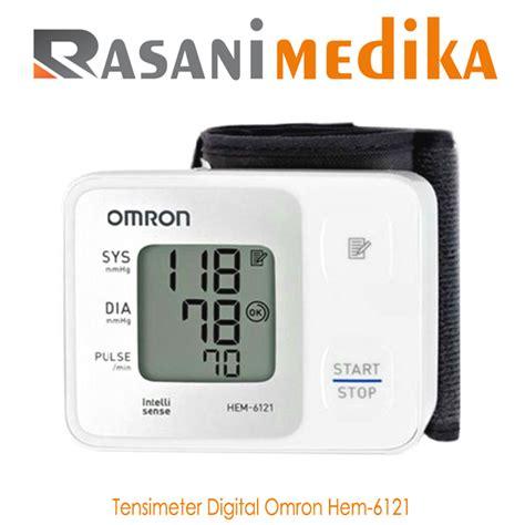 Tensimeter Digital Di Toko Bandung by Tensimeter Digital Omron Hem 8712 Rasani Medika