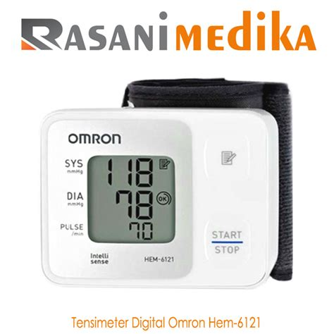 Tensimeter Omron Sem 1 by Tensimeter Digital Omron Hem 8712 Rasani Medika