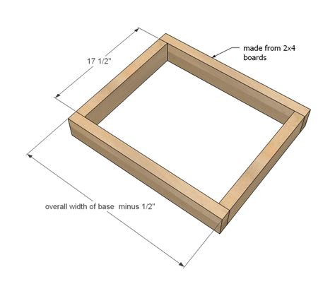 how to build a cabinet base pdf diy building base cabinets plans built in