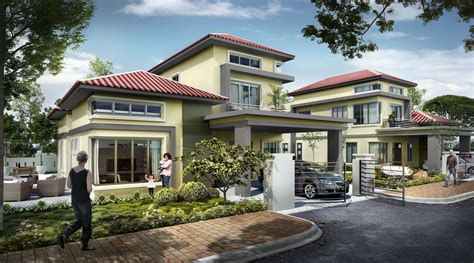Floor Plan Design Free bungalow beauties bandar warisan puteri