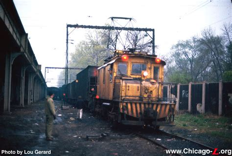 Gerrard The Greight chicago l org rolling stock work car gallery 10