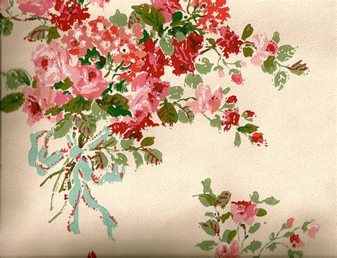 Wallpaper Shabby Vintage shabby chic vintage floral wallpaper high resolution 1600