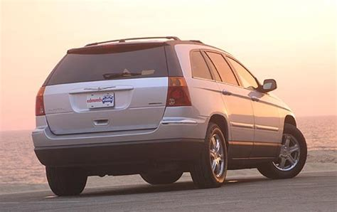 security system 2004 chrysler pacifica parental controls used 2006 chrysler pacifica for sale pricing features edmunds