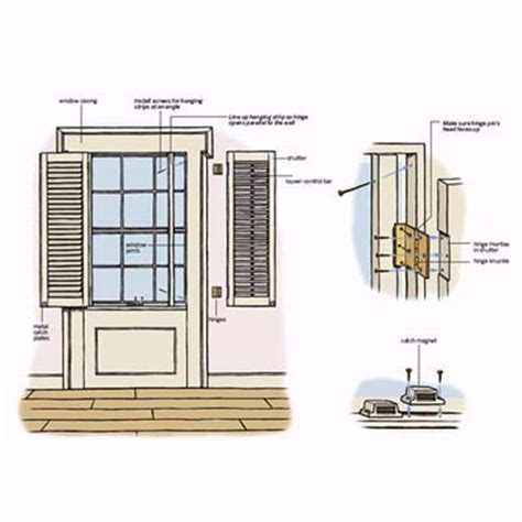 how to install interior window shutters overview how to hang interior shutters this house