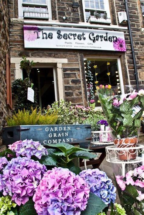 Baildon Florist Shop The Secret Garden The Secret Garden Flower Shop