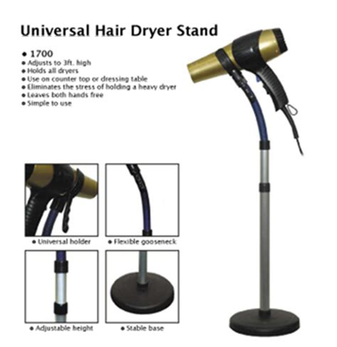 Hair Dryer And Straightener Stand straightener holder salon hairdressing equipment supplies salon hairdressing