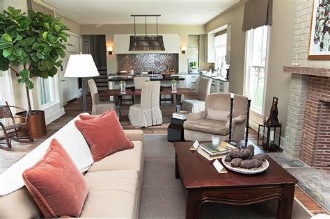 Living Room Dining Room Combo Decorating Ideas The Drawing Board Livebetterbydesign S Blog
