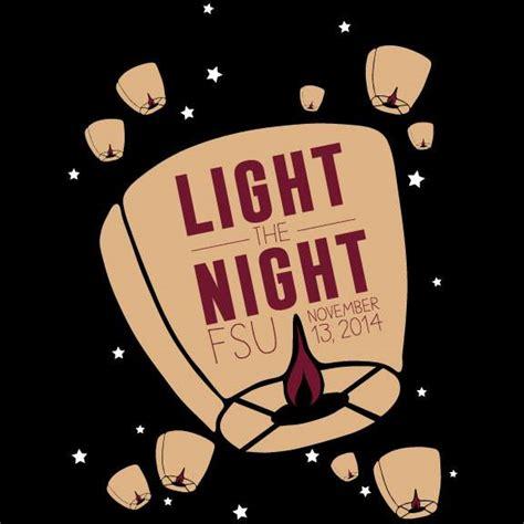 leukemia light the night fsu lights the night benefitting the leukemia and lymphoma