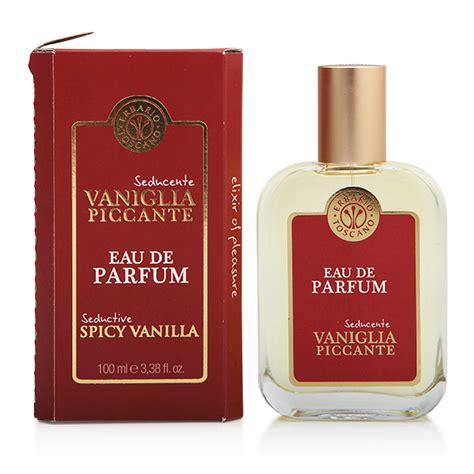 Parfum Vanilla Di Shop spicy vanilla eau de parfum official erbario toscano usa