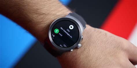 android wear uber ha rilasciato la sua app standalone per android wear 2 0 androidworld