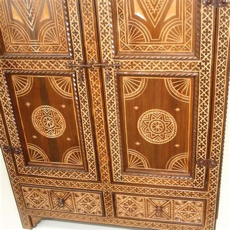 schrank 45x45 orientalischer schrank ehab bei ihrem orient shop casa moro