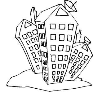 apartment building coloring page in a city apartment buildings coloring pages coloring pages