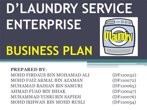 28 free laundromat business plan template business