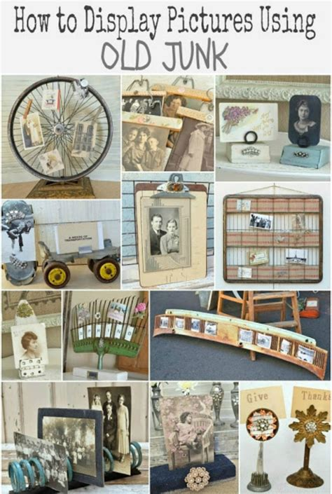 ways to display pictures vintage charm 18 thrifty rebel vintage
