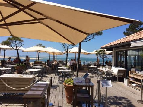 Restaurant La Corniche Pyla 996 by Vu Du Bar Tapas Photo De Restaurant La Co O Rniche Pyla